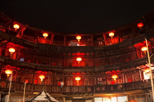 This is an inn in the villiage of Taxia near Nanjing city in Fujian.